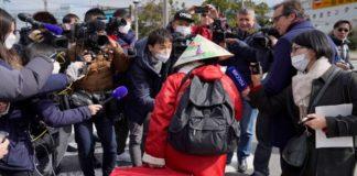 Κοροναϊός: Εκατοντάδες επιβάτες του Diamond Princess αποβιβάστηκαν στη Γιοκοχάμα - Ξεπέρασαν τους 2.000 οι νεκροί στην Κίνα