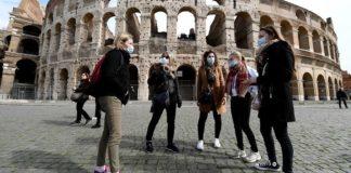 Κοροναϊός: Η Ρωσία συστήνει στους πολίτες της να αποφεύγουν τα ταξίδια σε Ιταλία, Ιράν και Ν. Κορέα