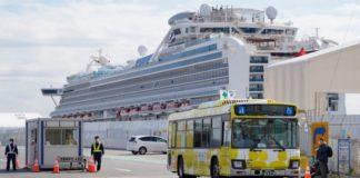 Κοροναϊός: Πέθανε και τέταρτος επιβάτης του κρουαζιερόπλοιου Diamond Princess