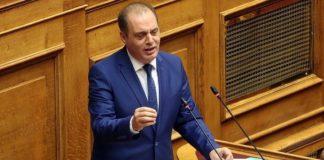 Κυρ. Βελόπουλος: Η κυβέρνηση αντί να πατάξει την εγκληματικότητα, πατάσσει την υγιή αντίσταση των κατοίκων στα νησιά