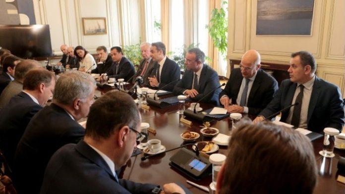Κυρ. Μητσοτάκης: Η Ελλάδα ενισχύει στο έπακρο τη φύλαξη των συνόρων της