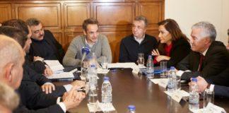 Κυρ. Μητσοτάκης: Ο διαγωνισμός για τον νέο Βόρειο Οδικό Άξονα Κρήτης θα προκηρυχθεί το 2021
