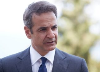 Μητσοτάκης: «Δεν θα ανεχτούμε καμία παράνομη είσοδο»