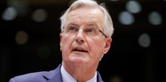 Μ. Μπαρνιέ: Δεν θα υπάρξει συμφωνία «με κάθε τίμημα» με το Λονδίνο