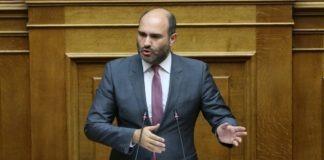 Δ. Μαρκόπουλος: «Πατέρας των fake news ο ΣΥΡΙΖΑ»
