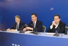 Μ.Χρυσοχοΐδης: Η ασφάλεια είναι ένας από τους 3 βασικούς πυλώνες της κυβερνητικής πολιτικής