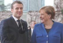 Μέρκελ και Μακρόν δηλώνουν πρόθυμοι να συναντηθούν με Πούτιν και Ερντογάν για να βρεθεί πολιτική λύση στη Συρία