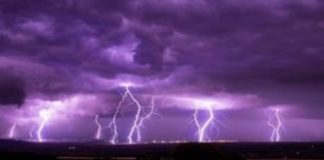 Meteo του Αστεροσκοπείου: Επιδείνωση του καιρού την Πέμπτη με βροχές και καταιγίδες σε πολλές περιοχές