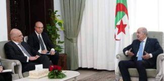 Ν. Δένδιας: Ελλάδα και Αλγερία ενάντια σε κάθε είδους ξένη εμπλοκή στη Λιβύη