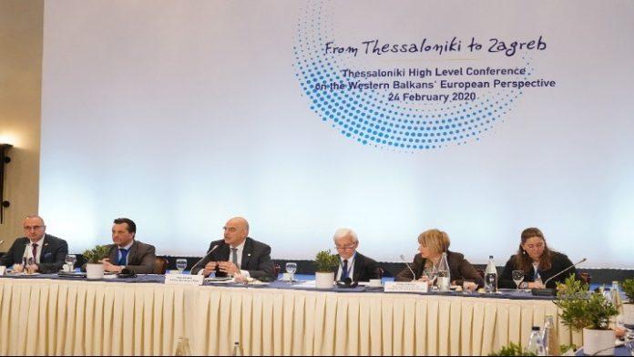 Ν. Δένδιας: «Το μέλλον των Δ. Βαλκανίων δεν μπορεί παρά να βρίσκεται εντός της Ε.Ε»