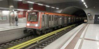 """Νεκρός ο άνδρας που έπεσε στο μετρό """"Άγιος Ιωάννης"""""""
