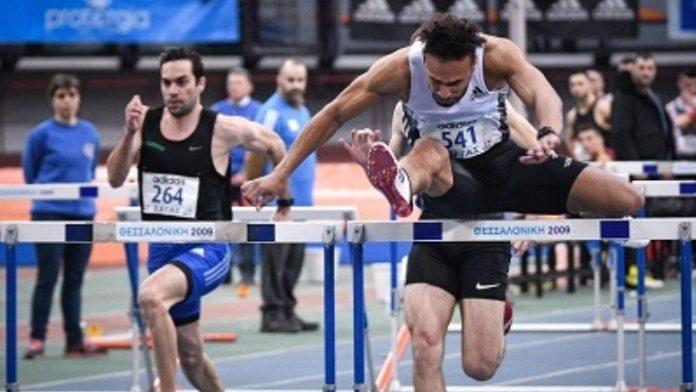 Νίκη Δουβαλίδη με 7.67, ψηλά ο Φιλιππίδης με 5,61 μ. στο Βερολίνο