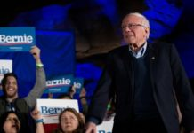 Νίκη του Μπέρνι Σάντερς στην ψηφοφορία των Δημοκρατικών στη Νεβάδα