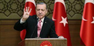 """Ο Ερντογάν ζήτησε από Γαλλία και Γερμανία να αναλάβουν """"ενέργειες"""" για την Ιντλίμπ"""