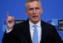 Ο ΓΓ του NATO καταδικάζει τα πλήγματα που έκαναν «αδιακρίτως» το «συριακό καθεστώς και η σύμμαχός του Ρωσία»