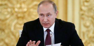Ο Πούτιν δεν θέλει εικονίσματα- σουβενίρ με την μορφή του