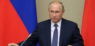 Ο Πούτιν υποσχέθηκε ότι στη Ρωσία δεν θα υπάρξουν «γονιός Νο 1» και «γονιός Νο 2», αλλά μπαμπάς και μαμά