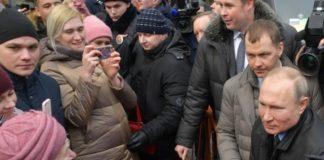 Ο Ρώσος πρόεδρος παραδέχθηκε ότι είναι δύσκολο να ζήσεις με 10.800 ρούβλια(160 ευρώ) τον μήνα