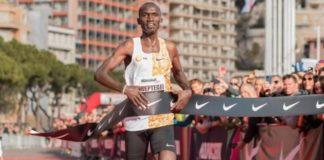 Ο Τσεπτεγκέι κατέρριψε το παγκόσμιο ρεκόρ στα 5χλμ