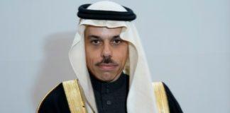 Ο ΥΠΕΞ της Σ. Αραβίας επικρίνει την τουρκική παρέμβαση στη Λιβύη