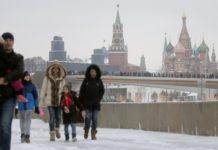 Ο φετινός χειμώνας στην Μόσχα αναμένεται να είναι ο πιο θερμός στην ιστορία των τελευταίων 140 χρόνων