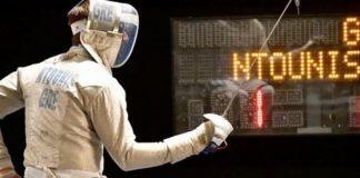 Όγδοος ο Ντούνης στο Παγκόσμιο Κύπελλο ξιφασκίας με αμαξίδιο του Έγκερ
