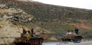 Οι Ευρωπαίοι ηγέτες ζητούν από τον συριακό στρατό να σταματήσει την επιχείρησή του στην Ιντλίμπ