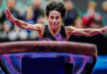 Οξάνα Τσουσοβίτινα, μία... ζωή Ολυμπιακοί Αγώνες