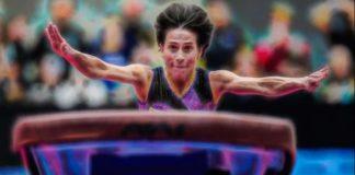 Οξάνα Τσουσοβίτινα,μία ζωή...Ολυμπιακοί Αγώνες