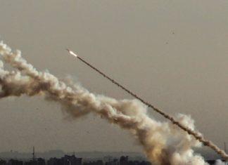 Παλαιστίνιοι μαχητές εκτόξευσαν ρουκέτες εναντίον του Ισραήλ