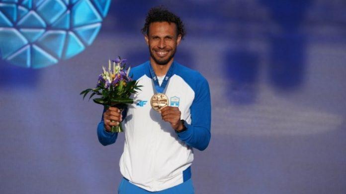 Πανελλήνιο ρεκόρ ο Δουβαλίδης στα 60μ. εμπόδια