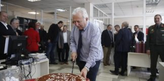 Παρουσία των εκπροσώπων της πόλης το ΑΠΕ-ΜΠΕ έκοψε την πίτα του στα γραφεία Β. Ελλάδας