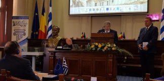 Παρουσία του γ.γ. Απόδημου Ελληνισμού Γ. Χρυσουλάκη, η Ρουμανία τίμησε την Παγκόσμια Ημέρα Ελληνικής Γλώσσας