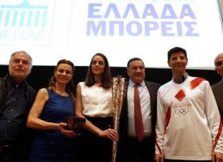 Παρουσίασε τις Τελετές Αφής και Παράδοσης της Ολυμπιακής Φλόγας η ΕΟΕ