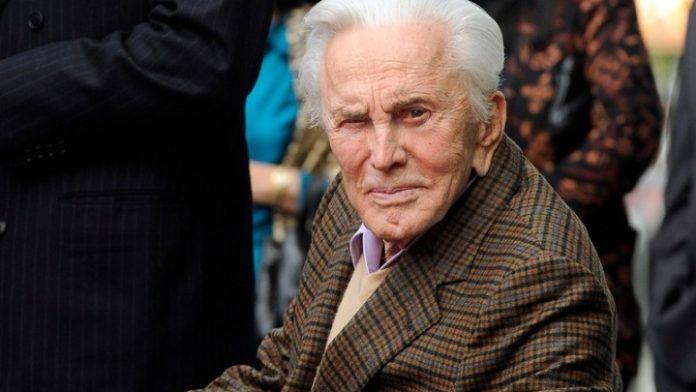 Πέθανε στα 103 του χρόνια ο θρύλος του Χόλιγουντ Κερκ Ντάγκλας