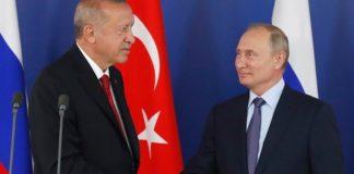 Πούτιν και Ερντογάν μπορούν να συναντηθούν στην Μόσχα στις 5 ή 6 Μαρτίου