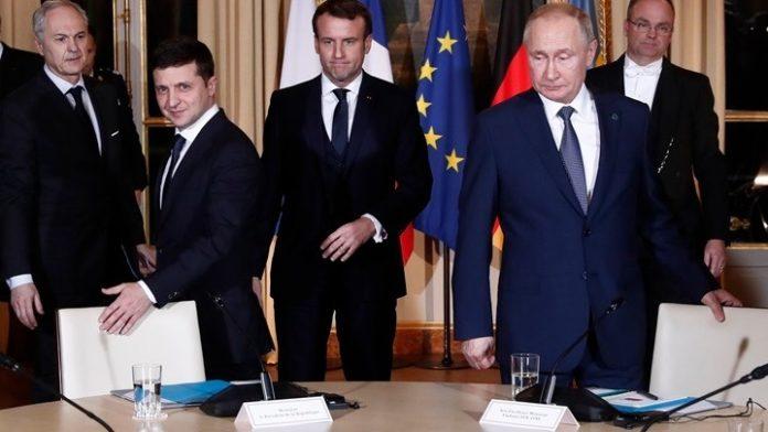 Πούτιν και Ζελένσκι συζήτησαν για την επόμενη συνάντηση στο πλαίσιο του «σχήματος της Νορμανδίας» και για την απελευθέρωση κρατουμένων