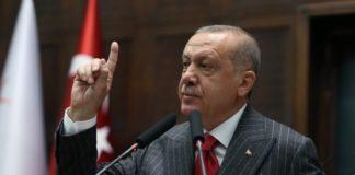 Ρ.Τ. Ερντογάν: Η Άγκυρα θα πλήττει τις συριακές κυβερνητικές δυνάμεις όπου τις συναντά, ακόμη και από αέρος, αν πληγούν και πάλι τουρκικά στρατεύματα