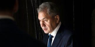 Σ. Σόιγκου: Το 90% του συριακού εδάφους βρίσκεται υπό τον έλεγχο της συριακής κυβέρνησης