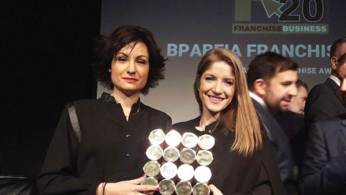 Σημαντική διάκριση δικτύου Nobacco στα βραβεία Franchise 2020