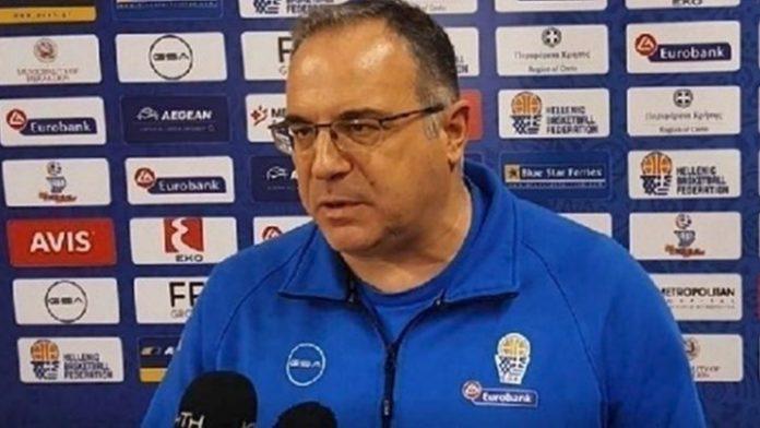 Σκουρτόπουλος: «Πρόκριση από τις πρώτες αγωνιστικές στο Ευρωμπάσκετ 2021»