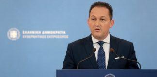 Στ. Πέτσας: Απόφαση της κυβέρνησης να προχωρήσει στην υλοποίηση των κλειστών δομών