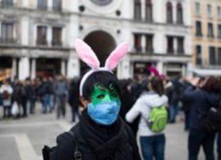 Στα 150 τα κρούσματα του κοροναϊού στην Ιταλία. Τρεις οι νεκροί.Σταματά το καρναβάλι της Βενετίας.