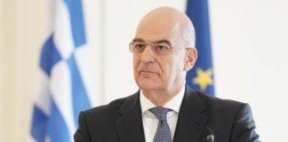 Στην Αλγερία ο υπουργός Εξωτερικών Νίκος Δένδιας