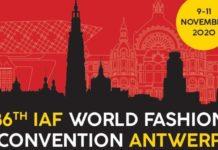 Στην Αμβέρσα το 36ο Παγκόσμιο Συνέδριο Μόδας