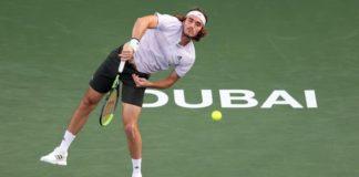Στον τελικό του τουρνουά στο Ντουμπάι ο Τσιτσιπάς