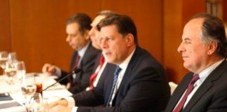 Συνάντηση Μ. Βαρβιτσιώτη με τους πρέσβεις των 26 κρατών-μελών της ΕΕ