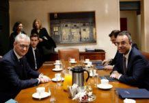 Συνάντηση Σταϊκούρα- Λε Μερ: Σειρά πρωτοβουλιών για την αντιμετώπιση των επιπτώσεων του κορωναϊού