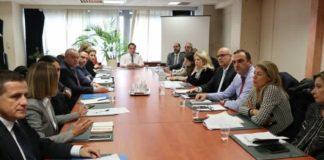 Συνάντηση του Αδ. Γεωργιάδη με την Ελληνική Ένωση Τραπεζών