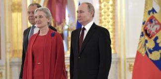 Συνάντηση του Ρώσου υφυπ. Εξωτερικών με την Ελληνίδα πρέσβειρα στην Μόσχα για Λιβύη, Ανατολική Μεσόγειο